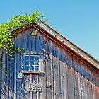 Old Warehouse Roofline by Lesliebc