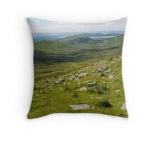 The Connor Pass  Throw Pillow