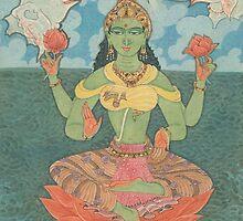 Kamala Devi by Swagavad-Gita