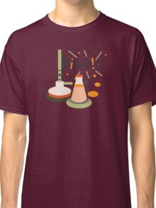 Bunsen and Beaker Classic T-Shirt