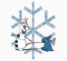 Olaf & Stitch Kids Clothes