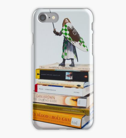 Brave Sir Robon, 2014, Oil on Linen, 106x76cm. iPhone Case/Skin
