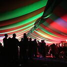 Chill out tent by David Elliott