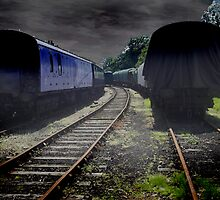 Old Stock by Matt Hurrell