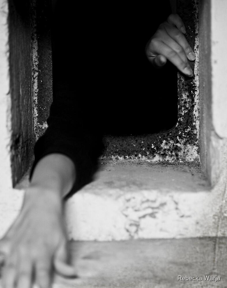 Trapped by Rebecka Wärja