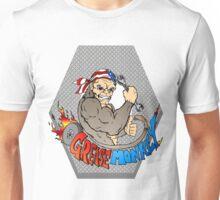 Grease Monkey Logo Unisex T-Shirt