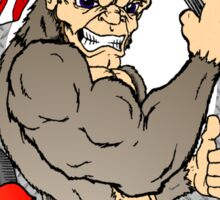 Grease Monkey Logo Sticker