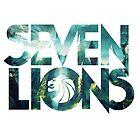 Seven Lions by jetblackraskol