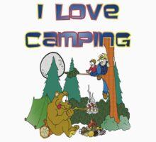 Camping Fun Kids Clothes