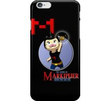 The Legend of Markiplier Saving Tiny Box Tim iPhone Case/Skin