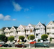 Row Houses by outlawedwings