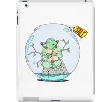 Turtle for Sale iPad Case/Skin