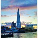 The Shard London Bridge by Alexey Dubrovin