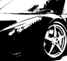 Ferrari 458 Sticker