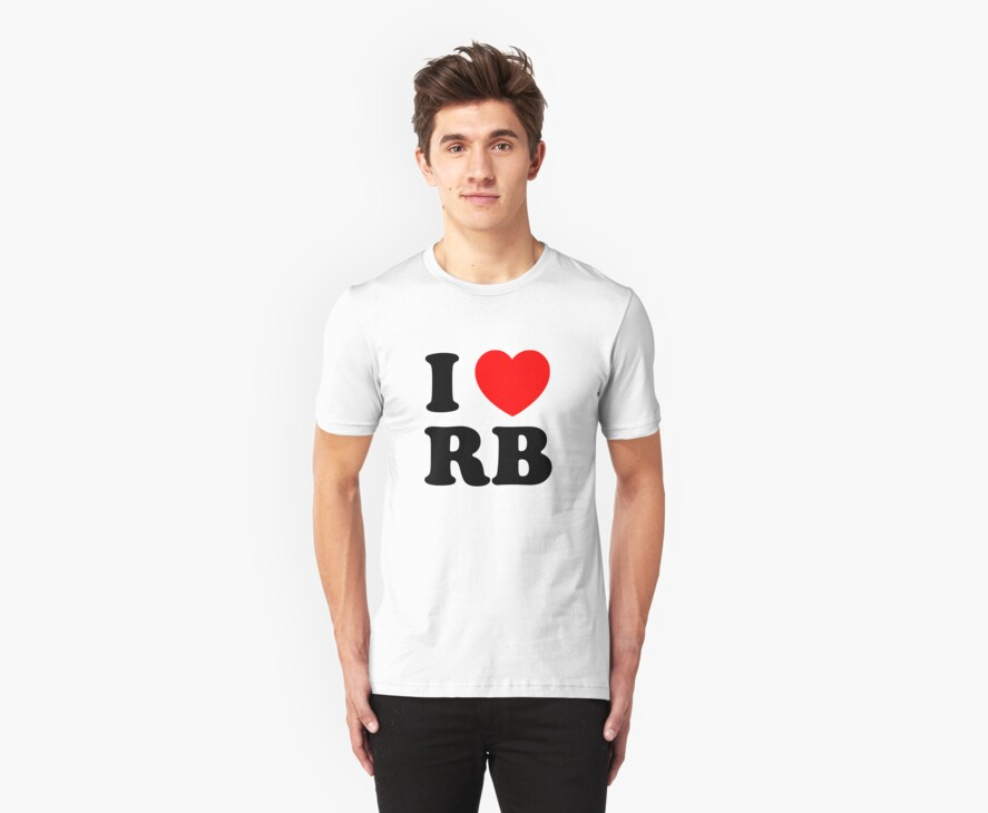 i heart RB by Imogene Munday