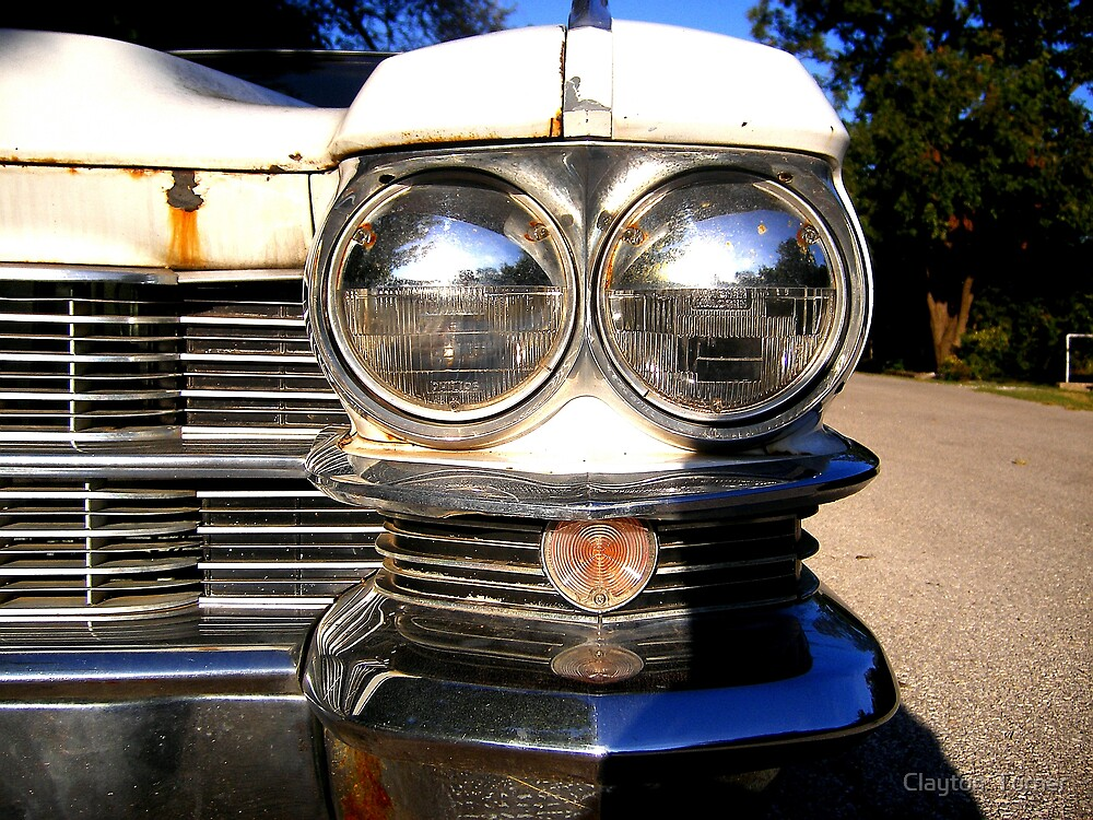 Classic Chrome by Clayton  Turner
