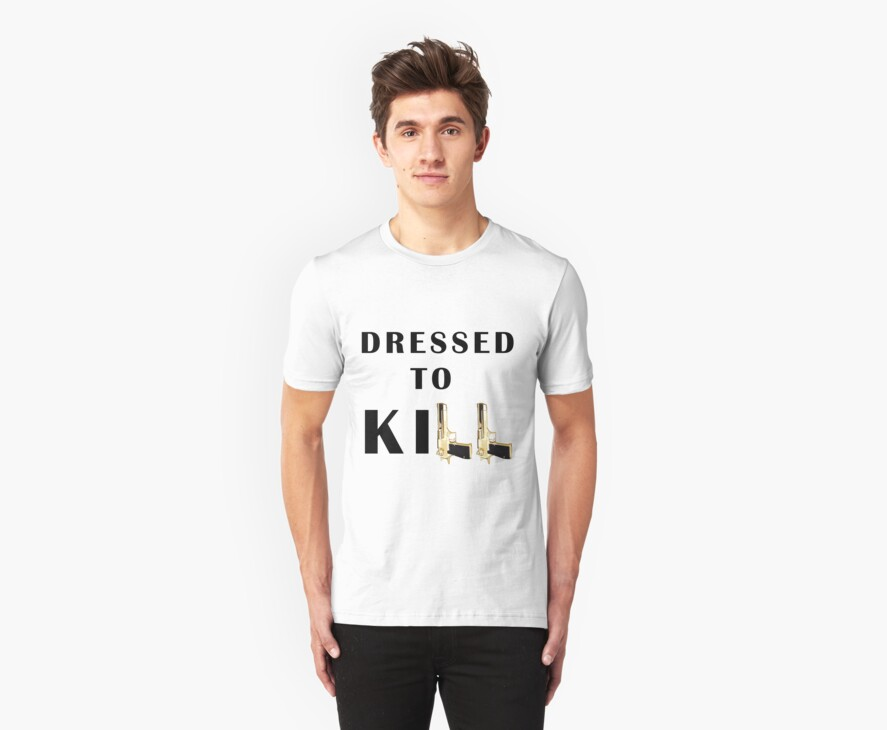 Killer Shirt by CBlock