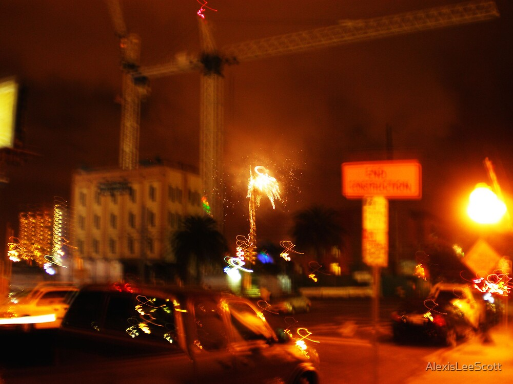 City Nights by AlexisLeeScott