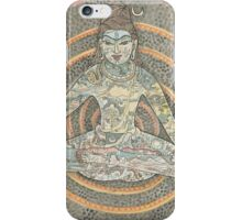 Shiva as the Universe iPhone Case/Skin