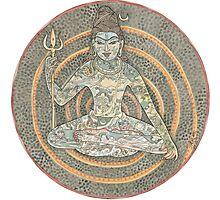 Shiva as the Universe Photographic Print