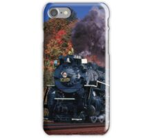 Nickel Plate Road #765 - New River Train iPhone Case/Skin