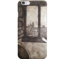 Looking over Lisbon iPhone Case/Skin