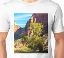 A Tree in Zion Park Unisex T-Shirt