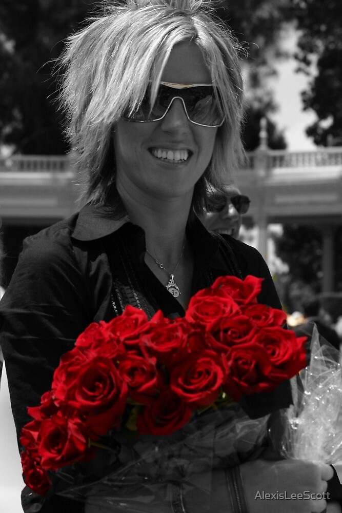 Roses of Love by AlexisLeeScott