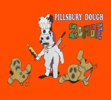 Pillsbury Dough Boy Zombie Kids Clothes