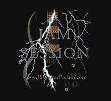 Jam Session's Black Lightning T-Shirt Unisex T-Shirt