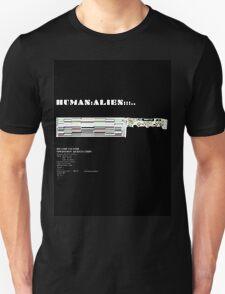 CLEAVER-DESTROY-ALL-DATA-CHIPS Unisex T-Shirt