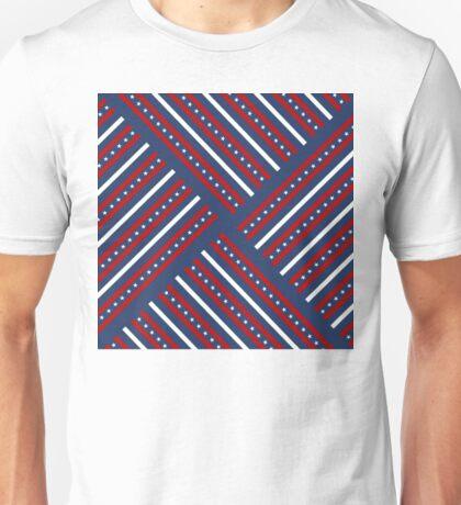 american wallpaper 1 Unisex T-Shirt