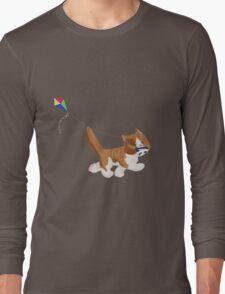 Kite Kitten Long Sleeve T-Shirt