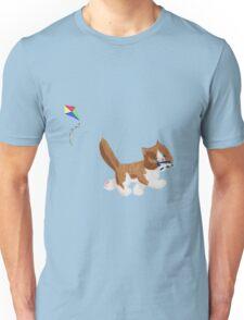Kite Kitten Unisex T-Shirt