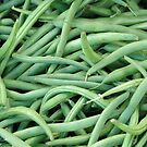Green Beans by oscarcwilliams