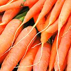 Carrots by oscarcwilliams