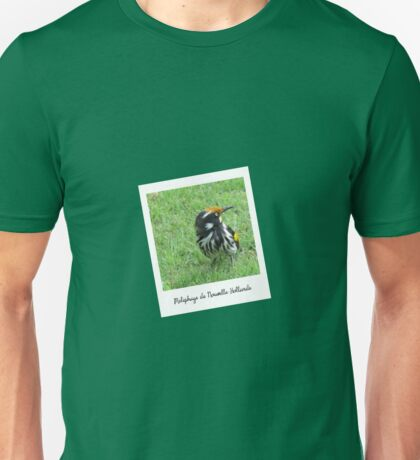 Polaroid  New Holland honeyeater  Unisex T-Shirt
