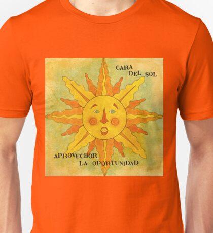 MEXICALI SUN CARA DEL SOL Unisex T-Shirt