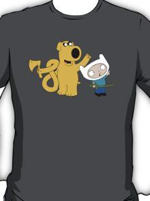 Brake the Dog & Stinn the Human T-Shirt