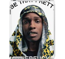 ASAP Pretty MF iPad Case/Skin