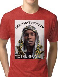 ASAP Pretty MF Tri-blend T-Shirt