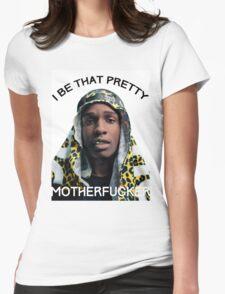 ASAP Pretty MF Womens Fitted T-Shirt