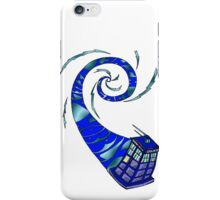 Timey Wimey Wibbly Wobbly iPhone Case/Skin