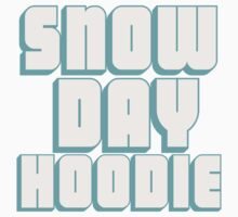 SNOW DAY HOODIE Kids Clothes