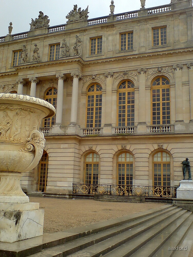 Versailles Palace, France - 28th Sept 2007 by aaxford