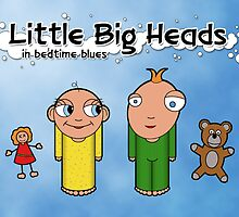 Little Big Heads by Irfan