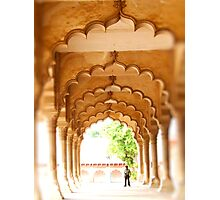 Agra Fort - India Photographic Print