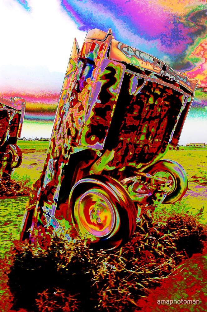 Hot Caddy by amaphotoman