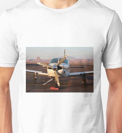 Aircraft at Page, Arizona Unisex T-Shirt