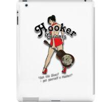 Hooker Resonator Guitars girl iPad Case/Skin